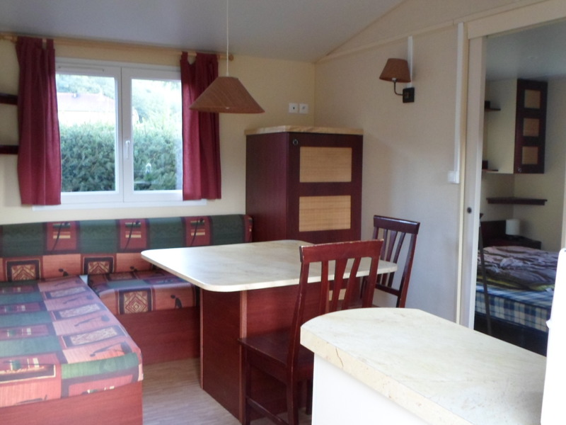 MOBILHOME 6 personnes - MELEZE