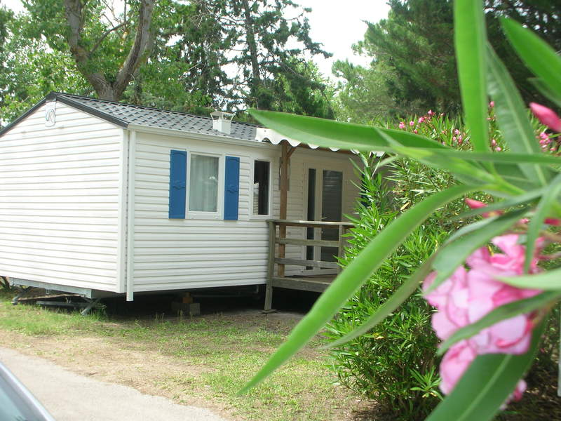 MOBILHOME 6 personnes - 2 chambres C6ST