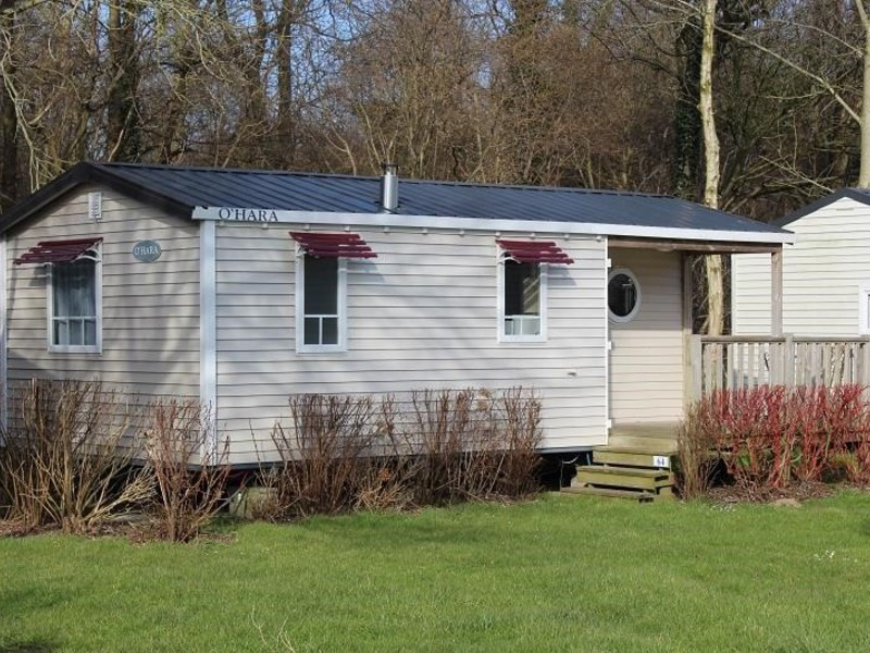 MOBILHOME 4 personnes - Confort + 2 chambres