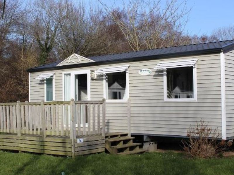 MOBILHOME 6 personnes - Confort + 3 chambres