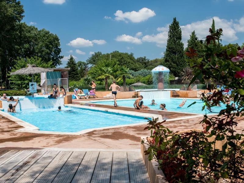 Camping Le Ruou