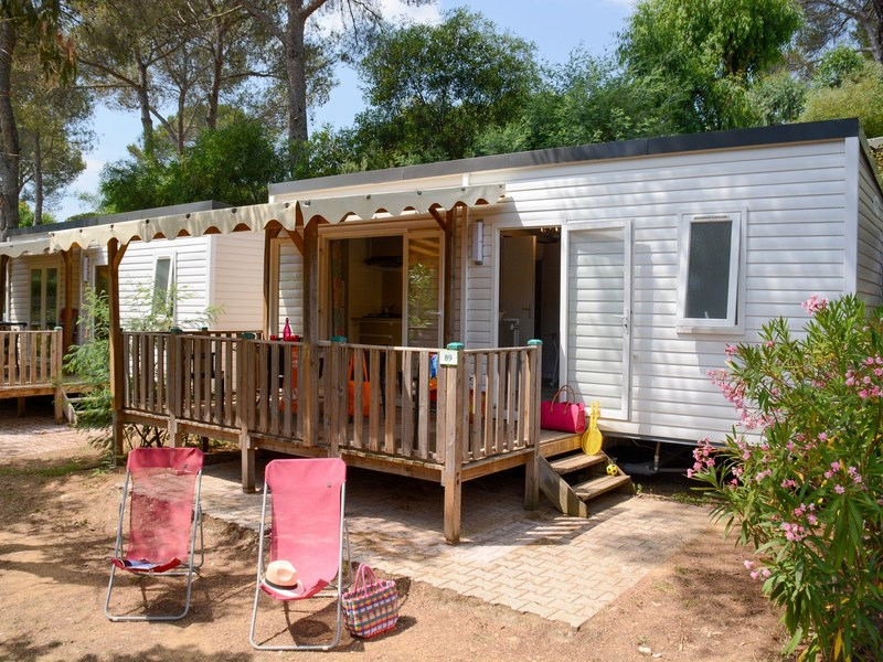 MOBILHOME 4 personnes - HERACLEE