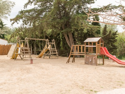 Camping Les Flamants Roses