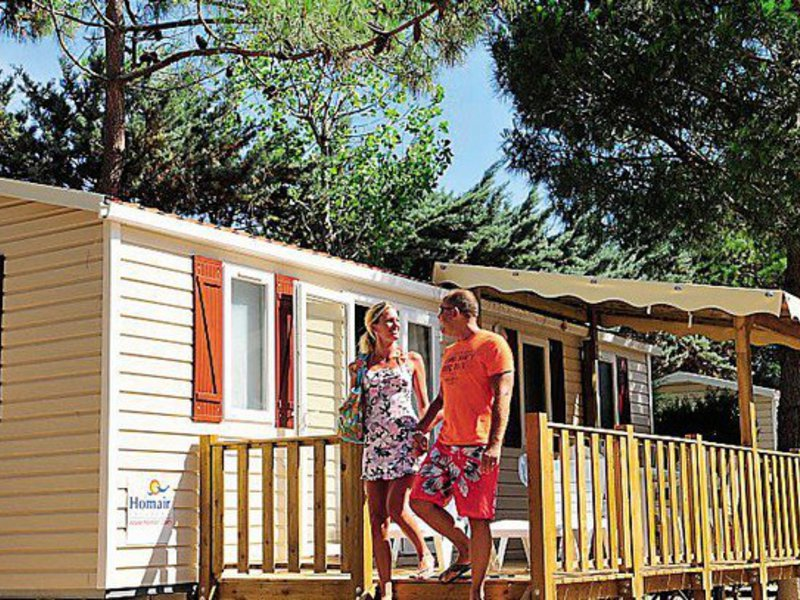 MOBILHOME 6 personnes - 6 PLACES, Villa, 3 chambres