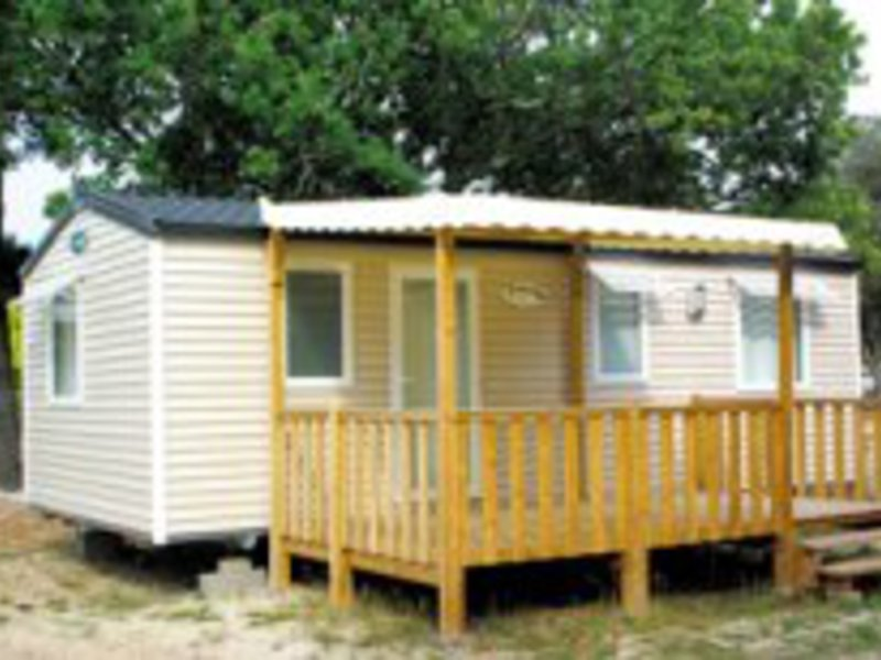 MOBILHOME 6 personnes - Cottage Eco Dimanche, 3 chambres