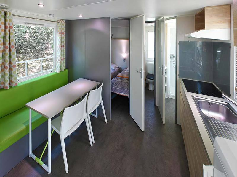 MOBILHOME 4 personnes - Mobil home 4