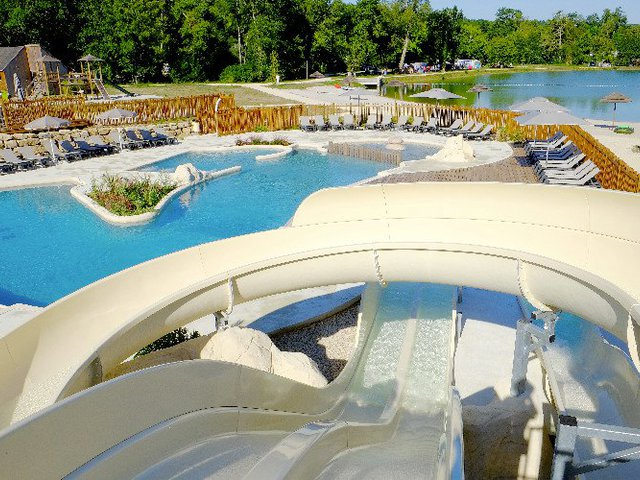 Camping Le Pomport Beach, 4*