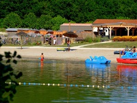 Camping Le Pomport Beach