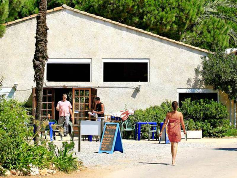 Camping Les Iles D'or