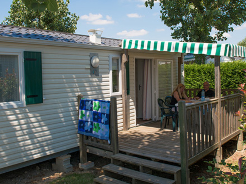 MOBILHOME 4 personnes - LOISIRS