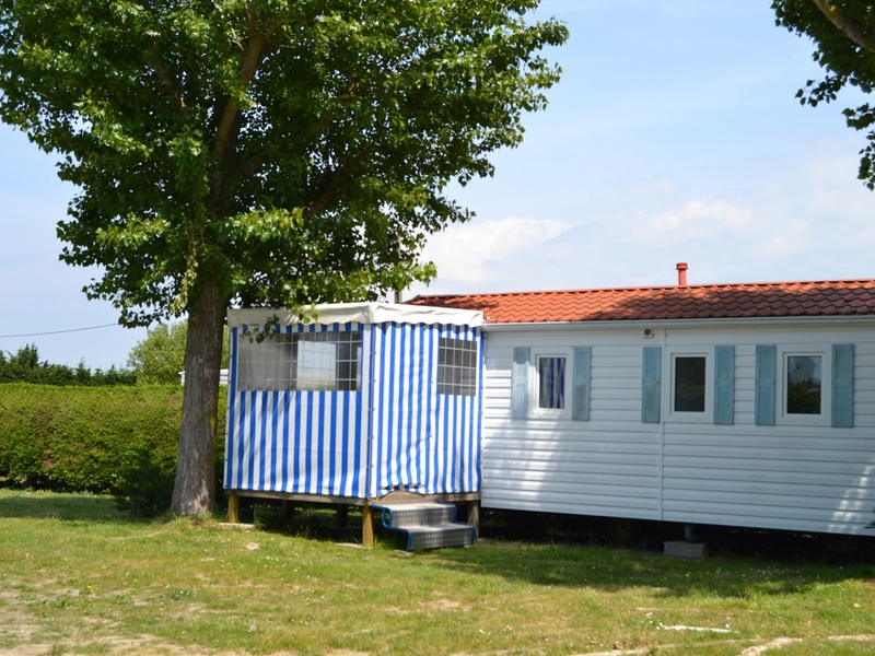 MOBILHOME 6 personnes - Confort 3 chambres