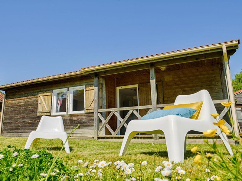 MOBILHOME 4 personnes - Cottage 45m2