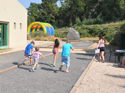 Camping Domaine des Pins