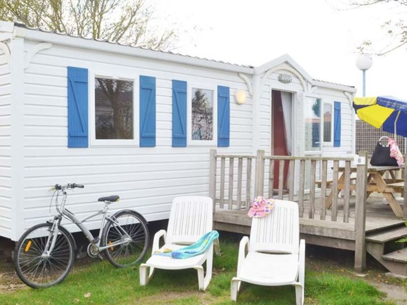 MOBILHOME 6 personnes - Gamme eco, 2 chambres