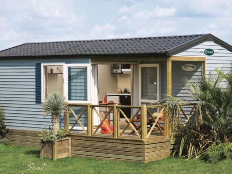 MOBILHOME 6 personnes - Grand confort, 2 chambres