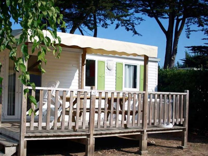 MOBILHOME 4 personnes - Grand confort, 2 chambres
