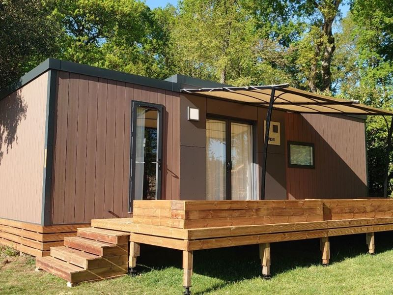 MOBILHOME 4 personnes - TAOS 2 chambres