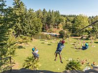 Camping Domaine des Ormes