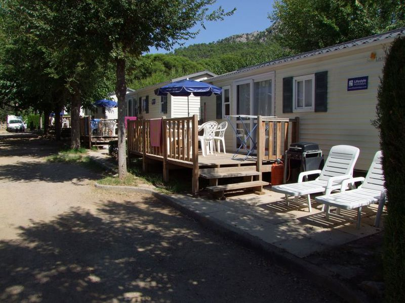 MOBILHOME 4 personnes - LIFESTYLE HOLIDAYS Ruby (entre 6 et 10 ans)