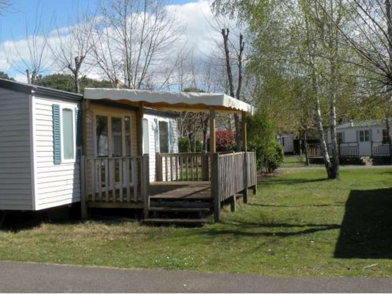 MOBILHOME 6 personas - Super Cottage 33m2 + TV, 3 habs.