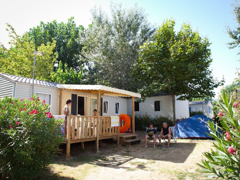 MOBILHOME 8 personnes - Cottage Tamaris, 3 chambres