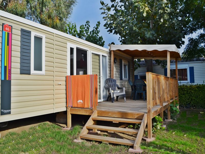 MOBILHOME 8 personnes - Tamaris Grand Confort (MS VACANCES)