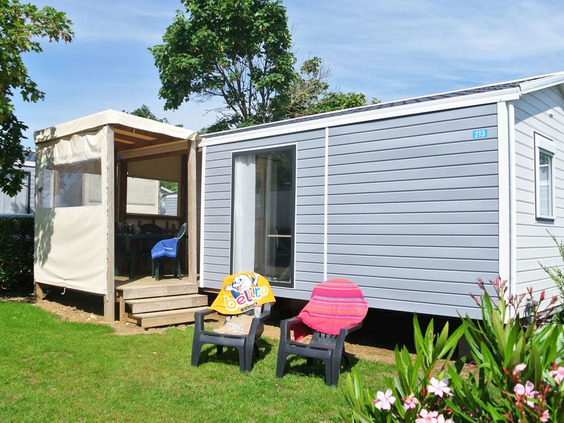 MOBILHOME 5 personnes - Vendeen Grand Confort Plus + clim (MS VACANCES)