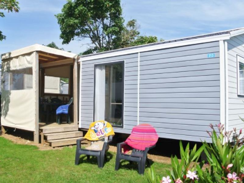 MOBILHOME 5 personnes - Vendéen Grand Confort Plus (MS VACANCES)