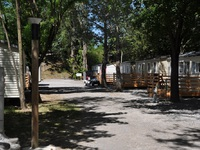 Camping les Rives d'Auzon