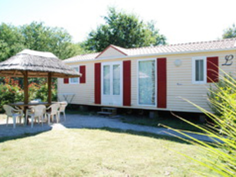 MOBILHOME 8 personnes - 3 Chambres, Mayottes