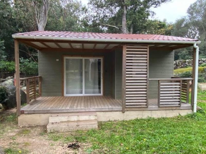 CHALET 4 personnes - OMBRAGE