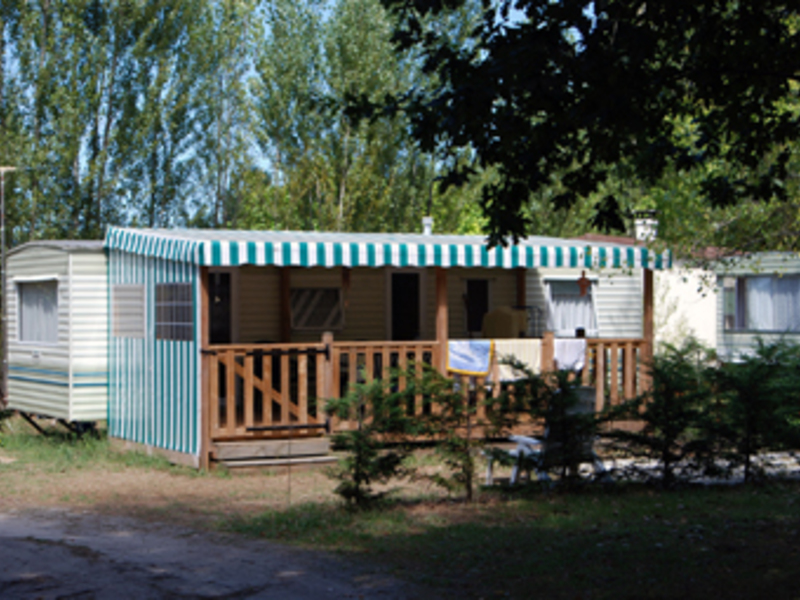 MOBILHOME 6 personnes - 25 m2