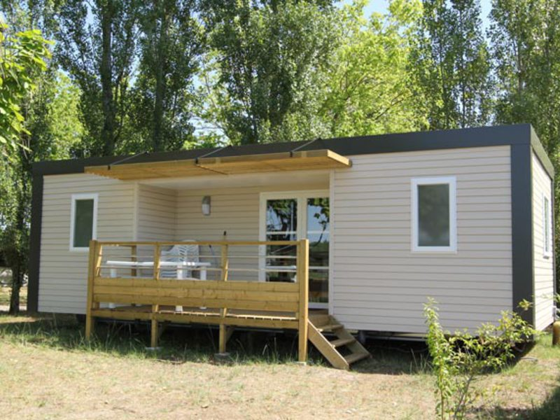 MOBILHOME 6 personnes - 30 m2