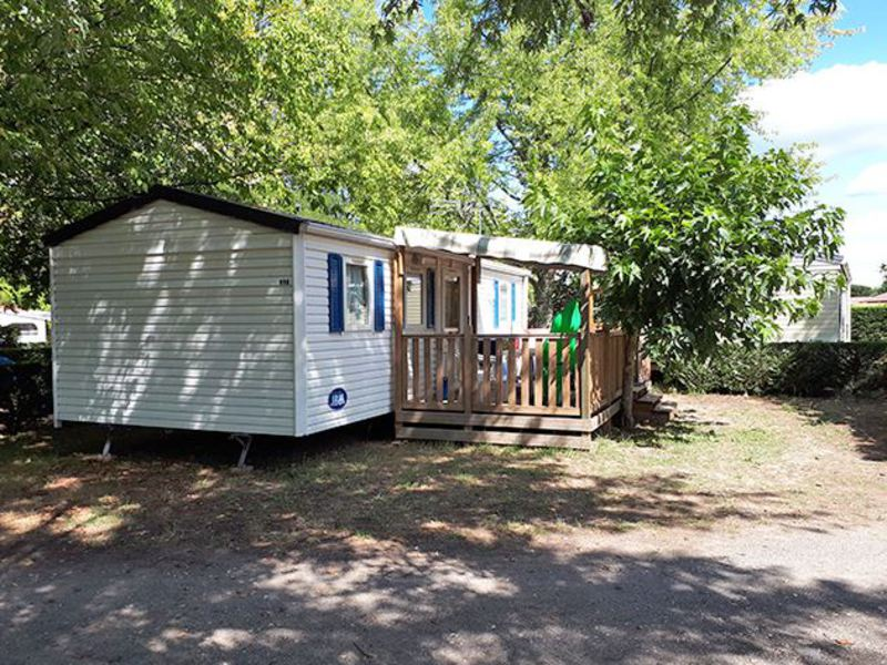 MOBILHOME 8 personnes - 35 m2