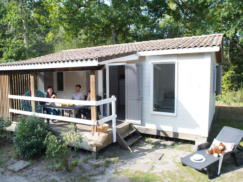CHALET 4 personnes - Low Cost