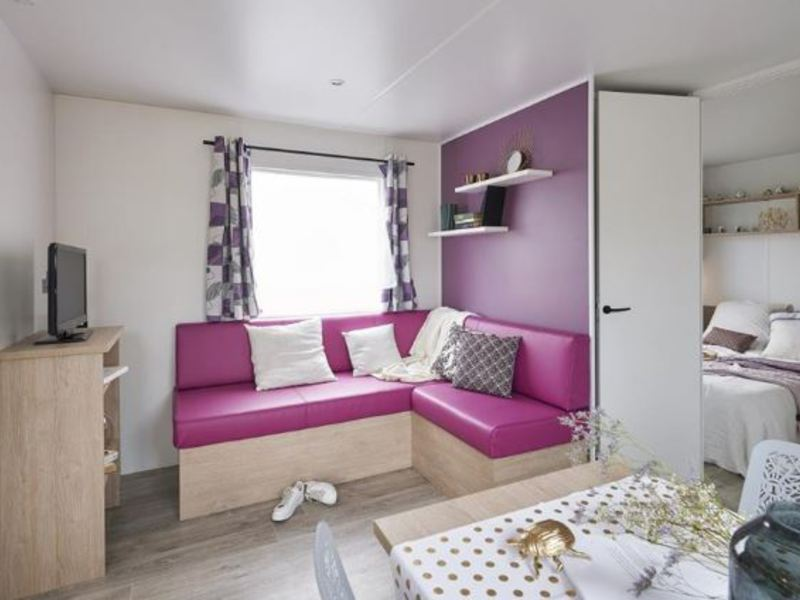 MOBILHOME 6 personnes - Luxe Lo77, 2 chambres