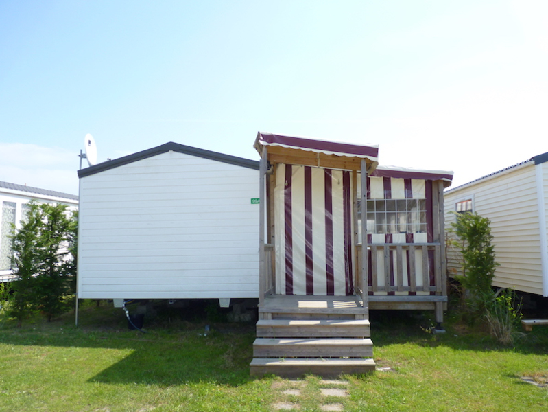 MOBILHOME 4 personnes - Luxe Complet 2 chambres (Immobilhome)