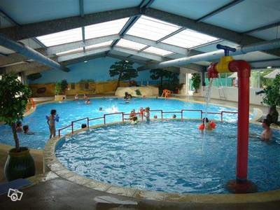 Immobilhome sur Camping 4* Les Charmettes