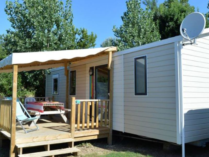 MOBILHOME 8 personnes - Grand Confort