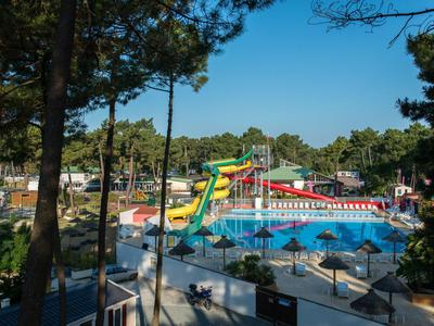 Immobilhome sur camping 4* Bonne Anse