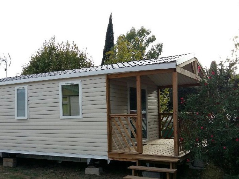 MOBILHOME 4 personnes - LIBERTY
