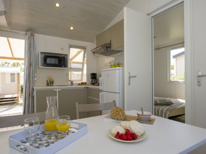 MOBILHOME 5 personnes - COSY 2 chambres I5P2