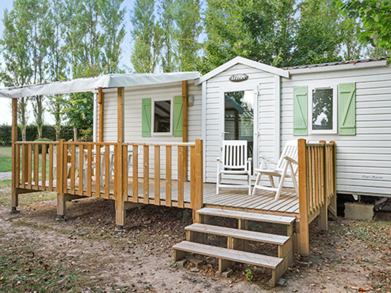 MOBILHOME 6 personnes - Mobil-Home Cosy 6 Personnes 2 Chambres (I6P2)