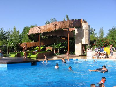 Camping Airotel Village Tropical Sen-Yan