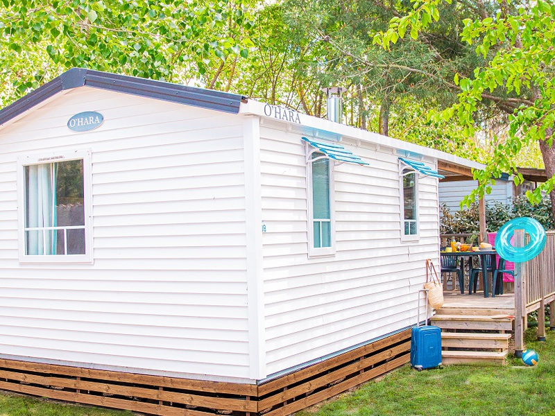 MOBILHOME 6 personnes - CONFORT, 2 chambres