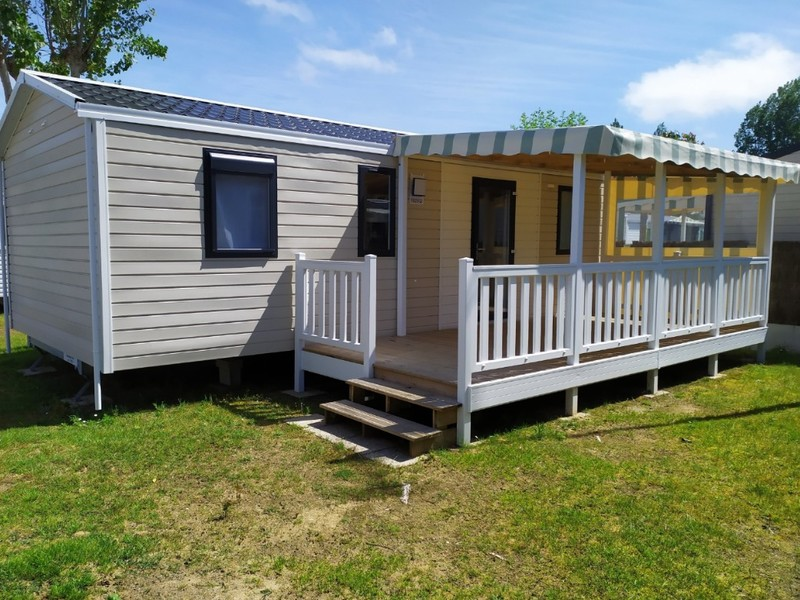 MOBILHOME 5 personnes - Grand Confort 27