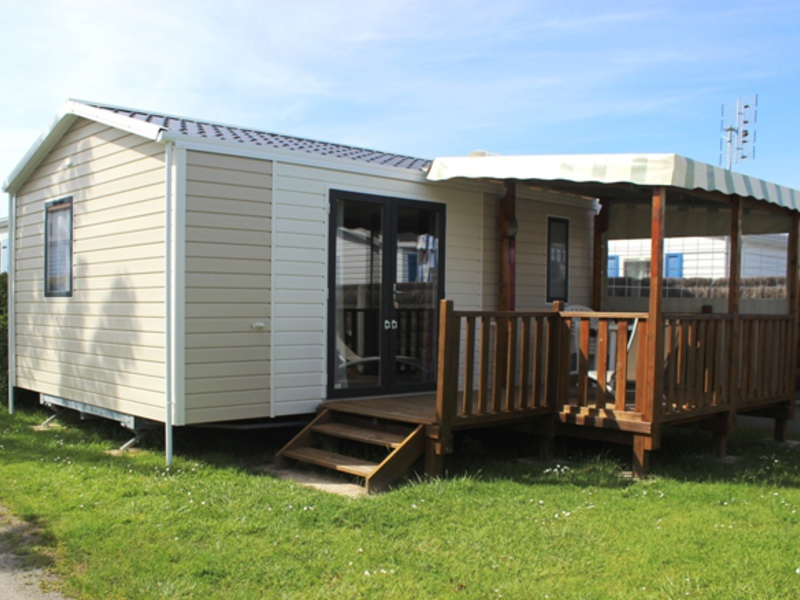 MOBILHOME 4 personnes - Grand Confort 24