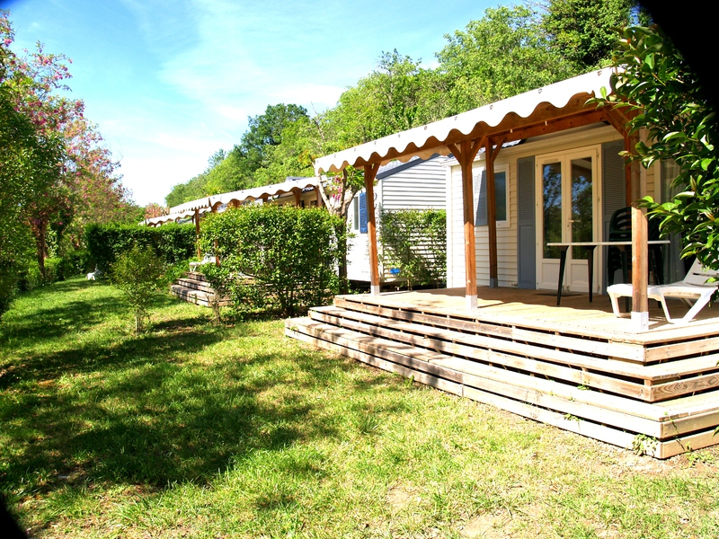 STACARAVAN 6 personen - LODGE