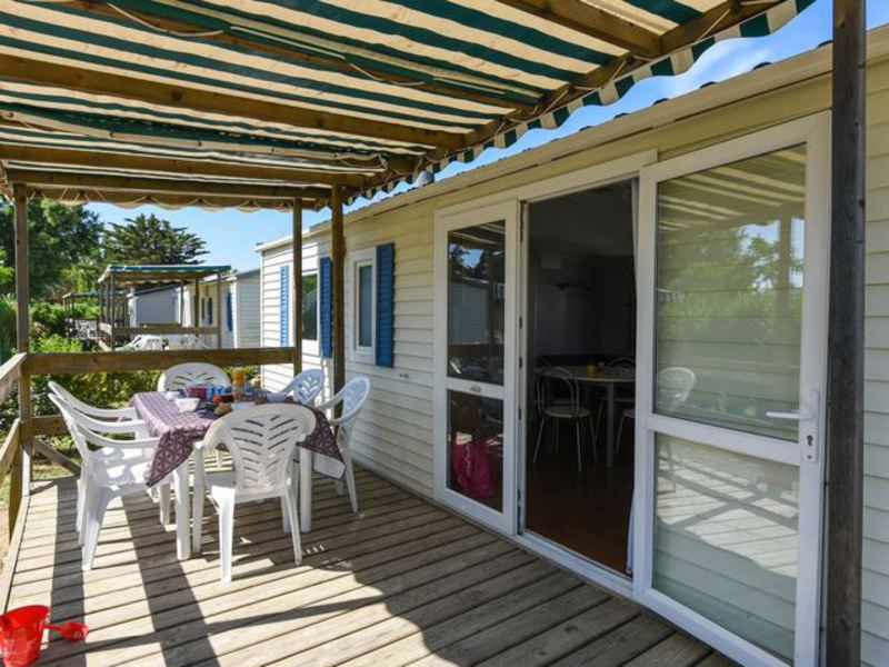 MOBILHOME 6 personnes - Residence Oasis, 3 chambres