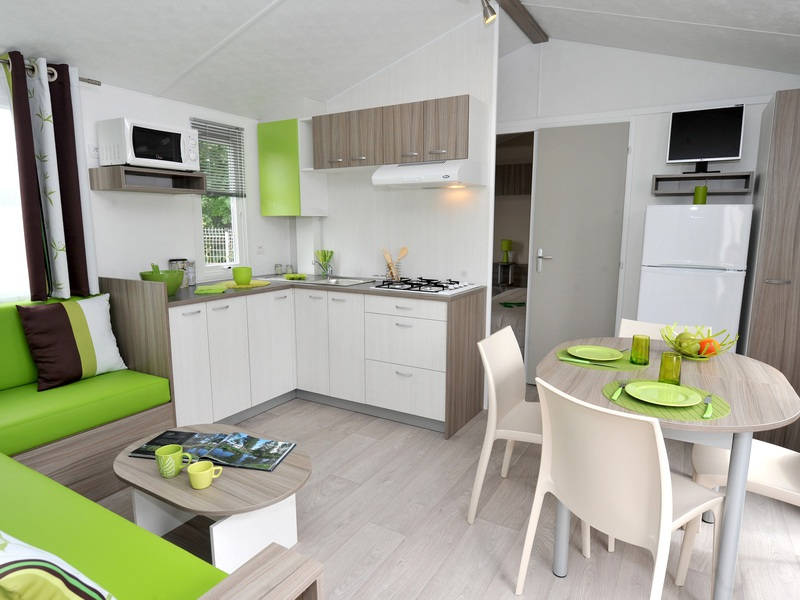 MOBILHOME 8 personnes - Feerique, 3 chambres